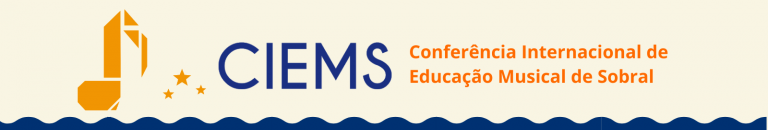 [descrição da imagem] Botão do site da Conferência Internacional de Educação Musical de Sobral - CIEMS [fim da descrição da imagem]