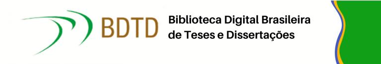 """Miniatura do site """"Biblioteca Digital de Teses e Dissertações"""""""