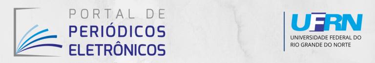 [descrição da imagem] Botão do Portal de Periódicos Eletrônicos da UFRN [fim da descrição da imagem]